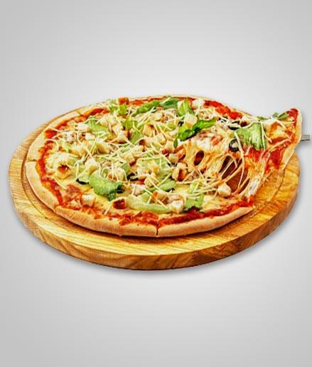 Пицца цезарь_